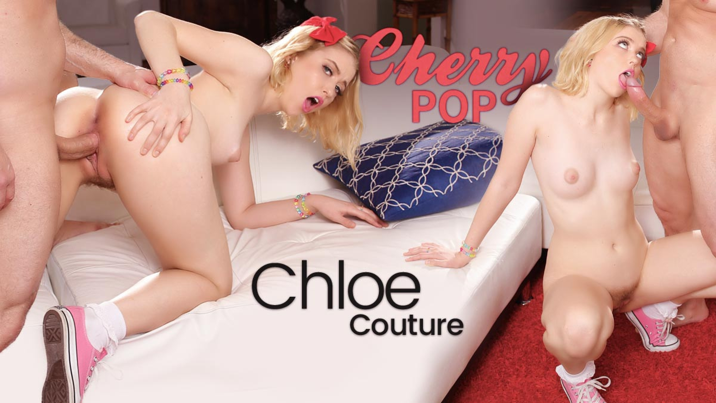 Chloe Couture in Cherry Pop