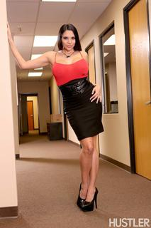 Missy Martinez in Office Secrets