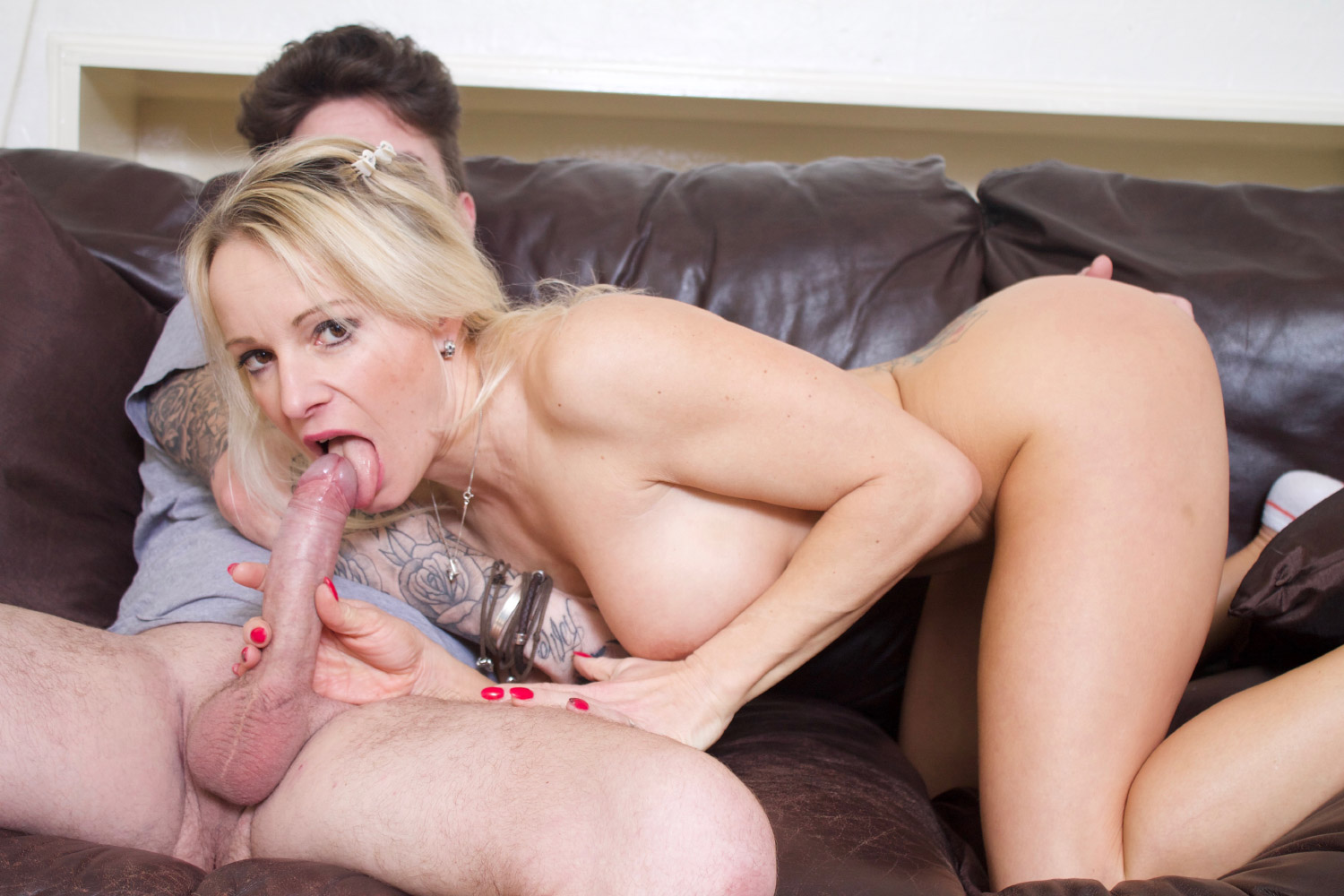 My Horny Stepdaughter
