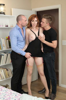 My Wife and I Try Double Penetration with Lauren Phillips
