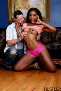 My New White Step Daddy 11 Chanell Heart pt. 2