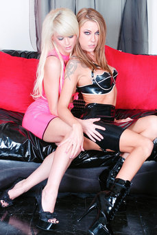 Taboo Play Toys Chayse Evans and Emily Addison