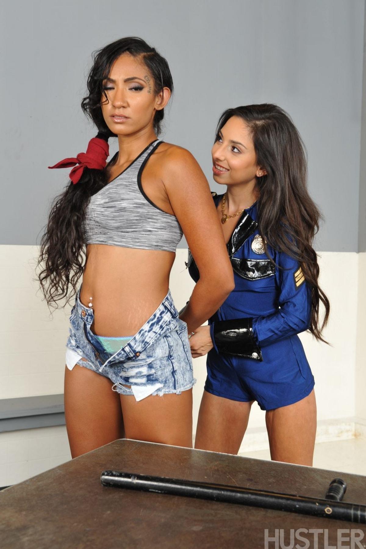Prison Lesbians
